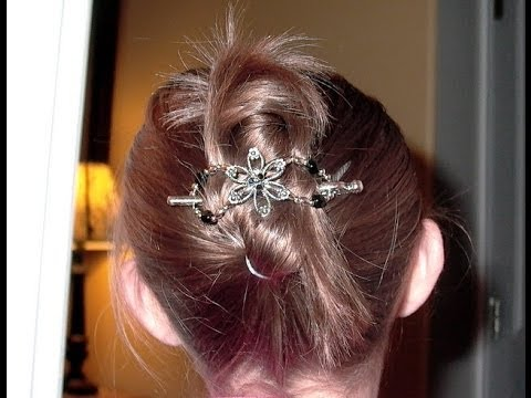 How To Use A Lilla Rose Flexi Clip Hair Clip Pretty Hair Is Fun