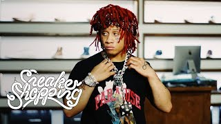 Download Trippie Redd Goes Sneaker Shopping With Complex Mp3 and Videos