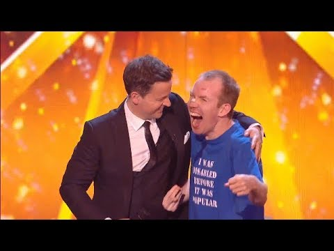 Lost Voice Guy's Victory Journey on Britian's Got Talent