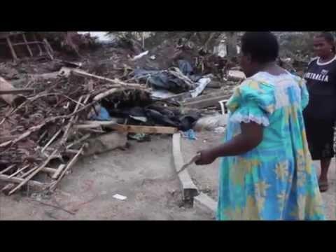 15 March - Cyclone Pam Aftermath in Port Vila, Vanuatu