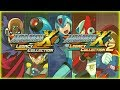 Download 🔴 MEGA MAN X LEGACY COLLECTION X, X2, X3, X4, X5, X6, X8