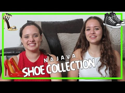 In the next video...Shoe collection