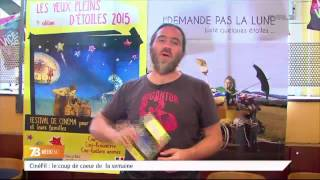 Le 7/8 Weekend – Emission du vendredi 29 mai 2015