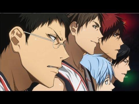 【MAD】黒子のバスケ - Can Do