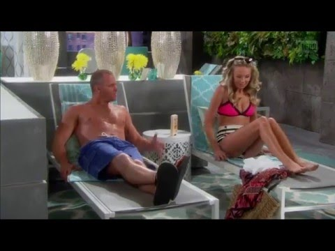 Sean Carrigan Shirtess in The Young & The Restless