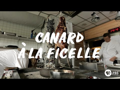 Magnus Nilsson Makes Canard À La Ficelle (Duck On A String)