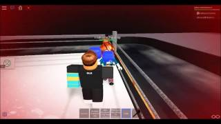 smackdown live roblox 1 match