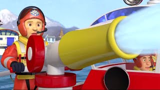 Fireman Sam full episodes | All at Sea - Fireman Sam's Ocean Rescues 🚒🔥Kids Movie