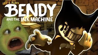 Pear Plays - Bendy & Ink Machine