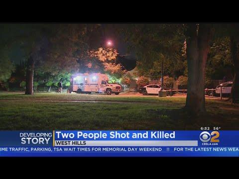 2 Men Shot To Death At West Hills Park