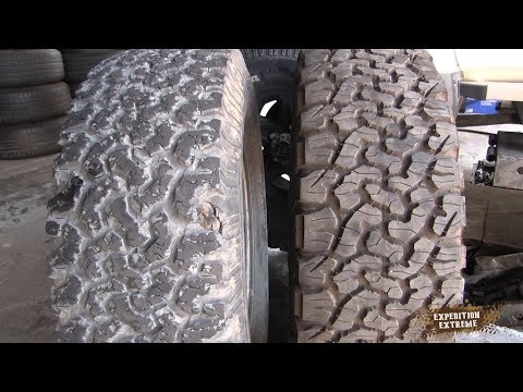 BFGoodrich KO2 35000Km vs KO Review