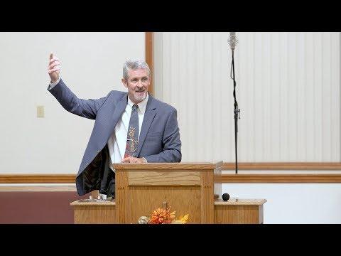 "SERMON: 10-8-17 AM - ""Satan Blinds, God Shines"" (2 Cor. 4:3-6)"
