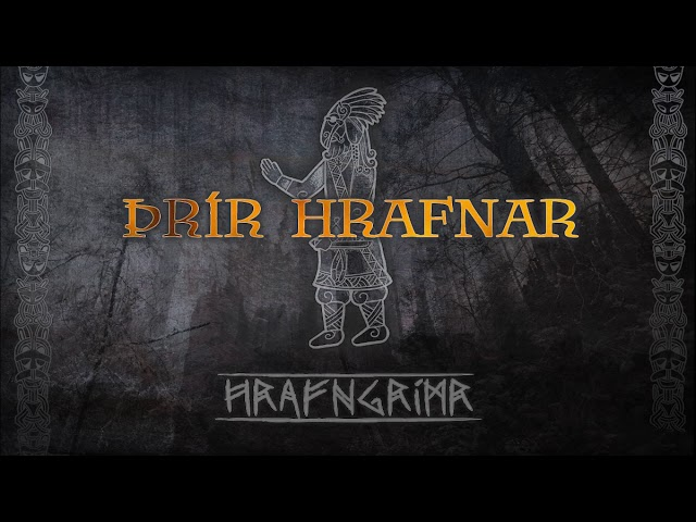 New song's out Hrafngrímr - Þrír hrafnar