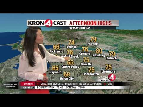 Tuesday Weather Preview