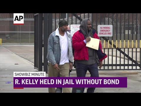 DJ Frosty - ShowBiz Minute: R Kelly, Emmys, Hyland