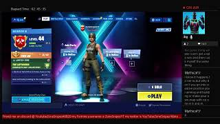 Fortnite #roadto1500subscribers Toxic tuesday laugh on every person i get mini faZe SwAy