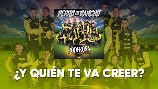 La Poderosa Banda San Juan - ¿Y Quién Te Va Creer? (Lyric Video)