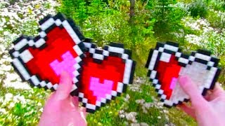 LEGO Heart Containers - The Legend of Zelda
