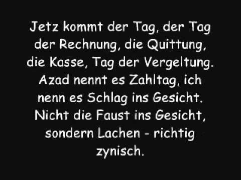 Hirbod - Falsche Freunde [Lyrics]
