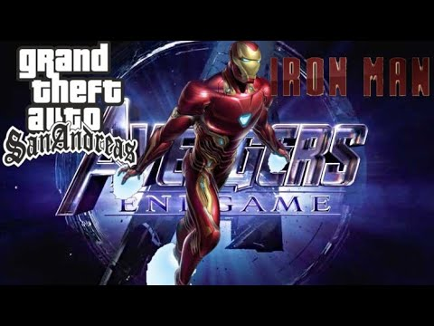 Full Download] Iron Man Mark 85 Armor Mod Gta Sa Android By