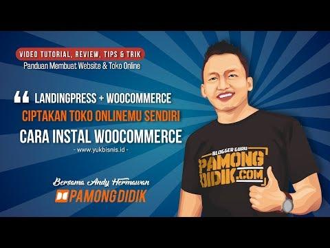 landingpress-+-woocommerce;-cara-instal-wordpress-plugin-woocommerce