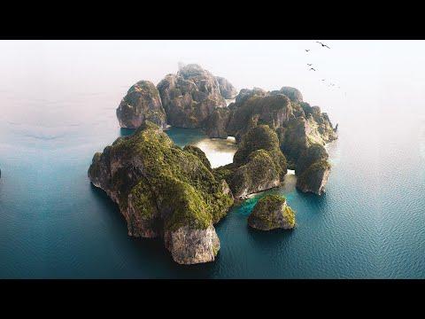 Thailand - Cinematic Travel Video - Koh Phi Phi | Koh Tao | Krabi | Bangkok - 3 Weeks Backpacking 4K