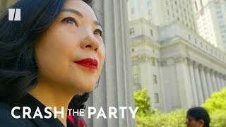 Lawyer Told Not To Run For Office Due To Her Accent | #CrashTheParty