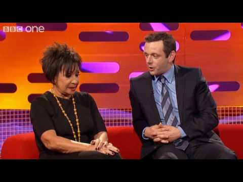 shirley-bassey-does-hannibal-lecter---the-graham-norton-show---bbc-one