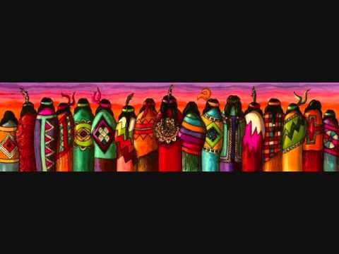 Native American Music -  Lakota Women Power Song