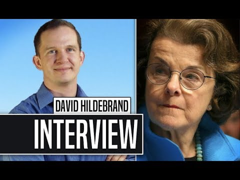 Meet Another Progressive Challenging Dianne Feinstein: David Hildebrand