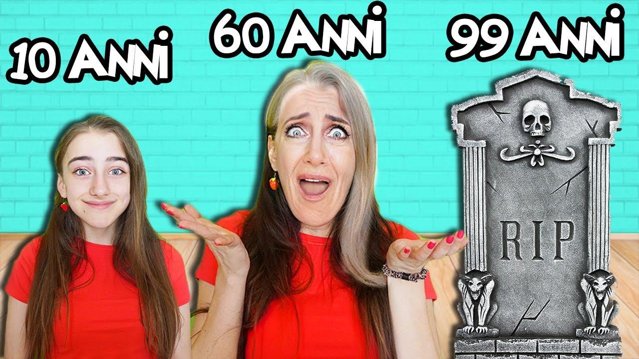 SONO MORTA NEL SIMULATORE DI VITA!!!! GIOCHIAMO A 100 ANNI YEARS LIFE SIMULATOR!!