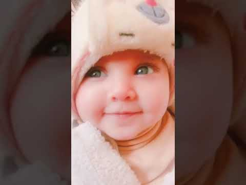 cute and sweet and islamic and good baby Allah ho Allah ho 2019 Cute and sweet baby