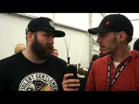 Every Time I Die Download Festival Interview 2015