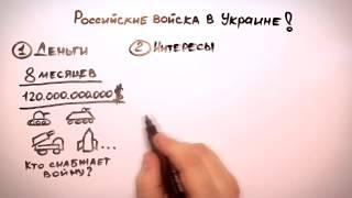 Война на Украине Специально для россиян Доказательства присутствия армии РФ в Украине