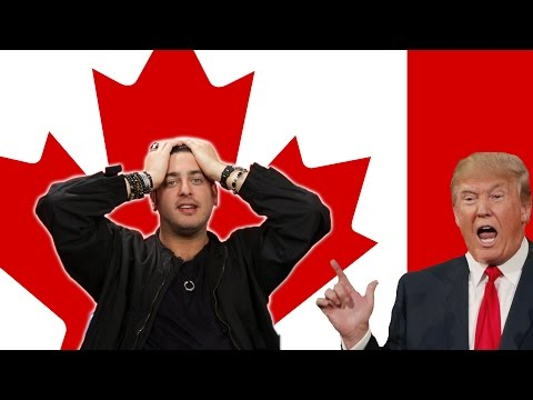 What Canadians Want To Say About Trump