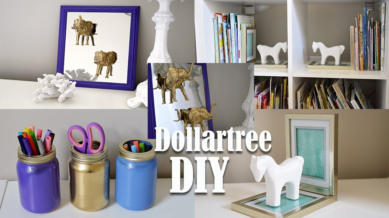 DIY Dollartree Kids Room Decor