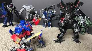 Transformers: Remastered 2 - Part 5 (Stop Motion)
