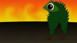 Nameless Lazer Bird Mutant Creature, PivotRJ create a creature contest entry