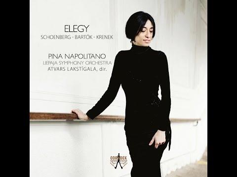 Pina Napolitano & Liepaja Symphony Orchestra: ELEGY - Trailer