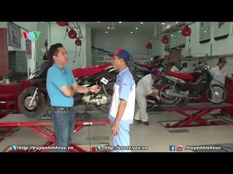 Hướng Dẫn Bảo Dưỡng Xe Máy định Kỳ Bền Lâu | VOVTV | Giao Thông