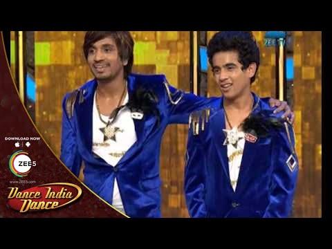Dance India Dance Season 4  February 09, 2014 - Manan & Jay's Performance