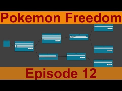 Unity Game Creation: Pokemon Freedom Ep.12 - Node Based Dialog System