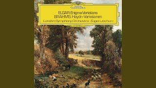 "Elgar: Variations On An Original Theme, Op.36 ""Enigma"" - 12. B.G.N. (Andante)"