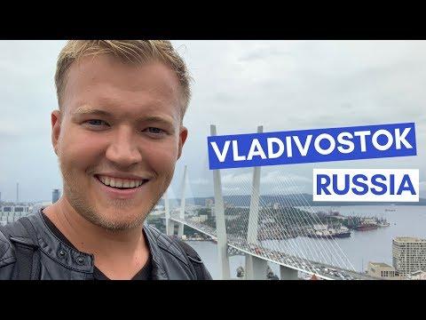 An Englishman In Vladivostok (Англичанин во Владивостоке)
