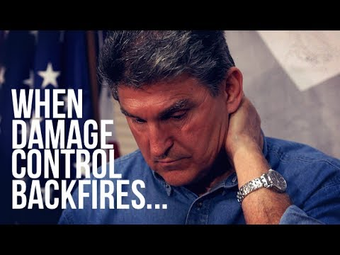 Joe Manchin Tries to Pander to Progressives on TYT, Fails Miserably