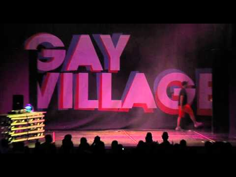 Claudio Suriano live at Gay Village + Interview 17/08/2012