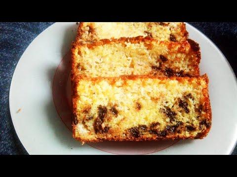 cake-banane-et-pépites-de-chocolat