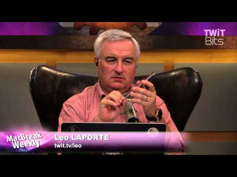 Leo Laporte breaks his Note 5 by inserting the stylus backwards - shows how easily it can be done