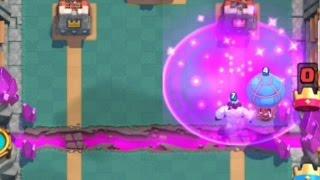 clash royale ice golem balloon deck