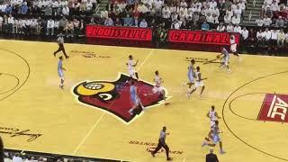 VLOG: Louisville vs. North Carolina 2/17/18